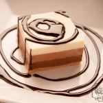 imagen Tarta de 3 chocolates