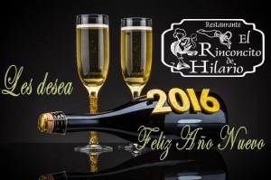 felicitacion 2 año nuevo rinconcito 2016