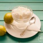 imagen Sorbete de limón
